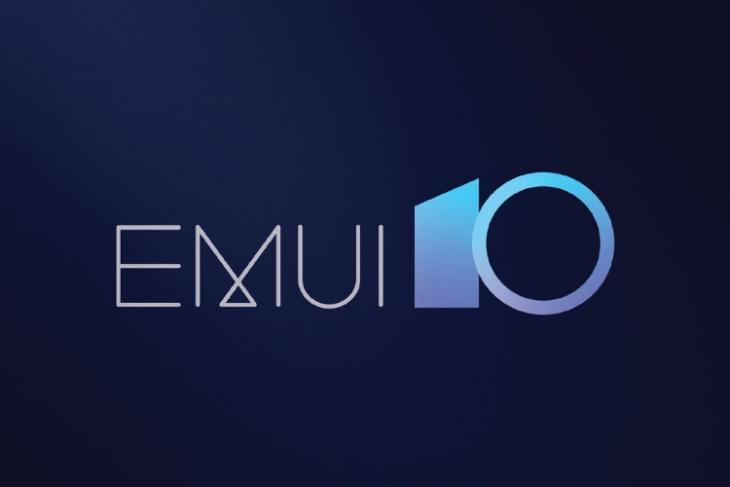 EMUI 10 announced