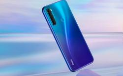 Redmi Note 8 rear panel - Redmi Note 8 launched in India