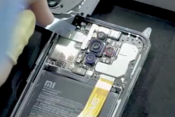 xiaomi 64MP quad-camera setup