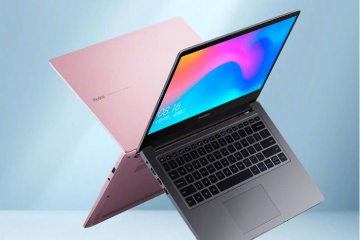 RedmiBook 14 refreshed with 10th-gen Intel processors