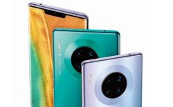 Huawei Mate 30 Pro official poster leaked