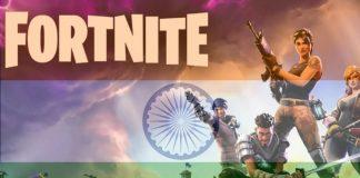 Fortnite India server