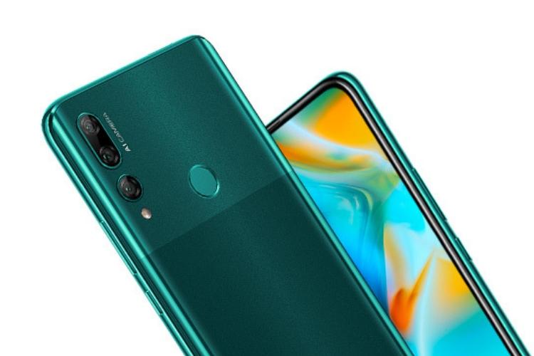 Huawei Y9 Prime (2019) cameras