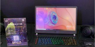 Mi Gaming Laptop (2019) shown off at China Joy