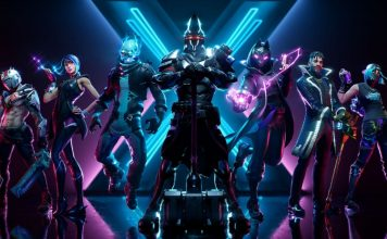 Fortnite Season X introduced