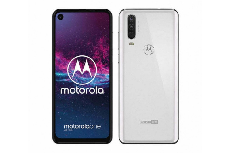 Motorola One Action - camera
