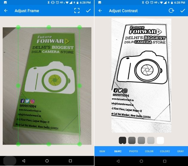10 Best CamScanner Alternatives for Android and iOS | Beebom