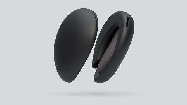 human headphones product image