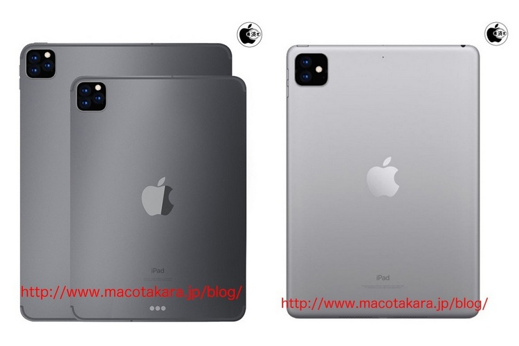 Upcoming Apple iPad Pro may feature a triple-lens camera setup