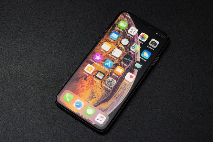 iPhone Battery warning