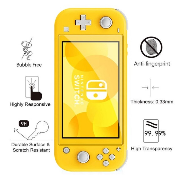 iVoler Screen Protector for Nintendo Switch Lite