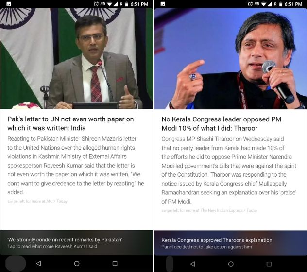 inshorts Best Google News Alternatives