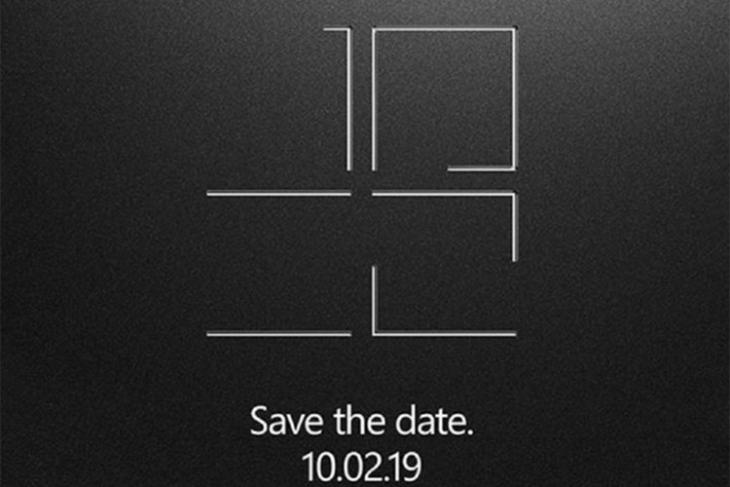 microsoft surface event oct 2