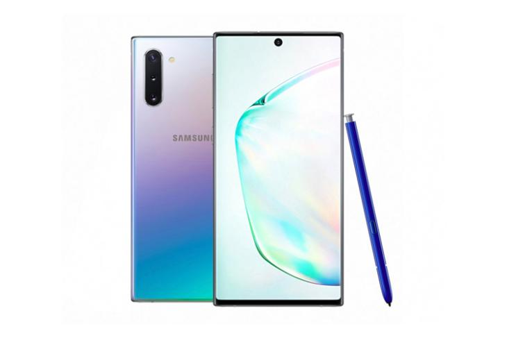 note 10 launched