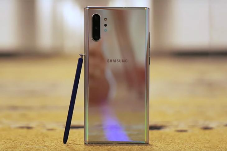 note 10 plus camera samples featured