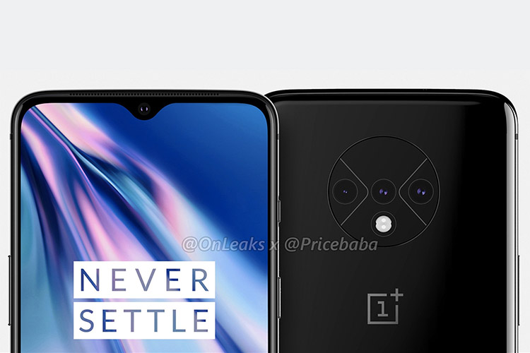 OnePlus 7T Specs Leaked: 90Hz Display, Snapdragon 855+ Expected