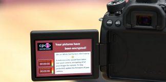 ransomware-on-dslr-camera