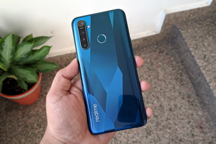 realme 5 pro benchmarks and gaming
