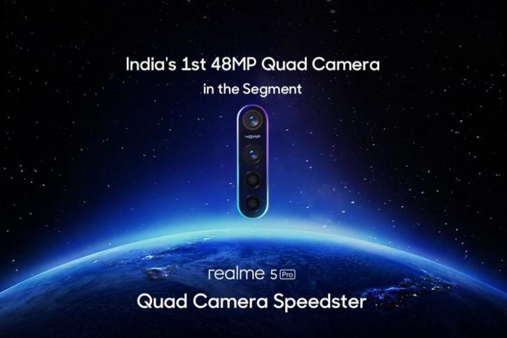 realme 5 pro launch announcement website