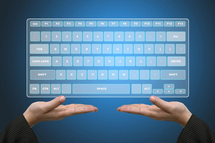 vr keyboard
