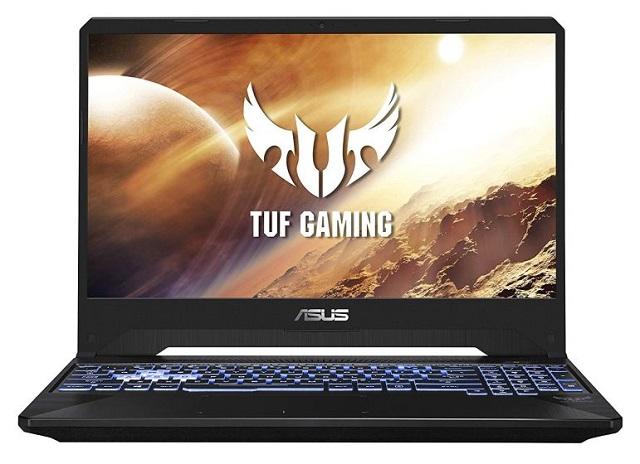 1. ASUS TUF Gaming FX505DT