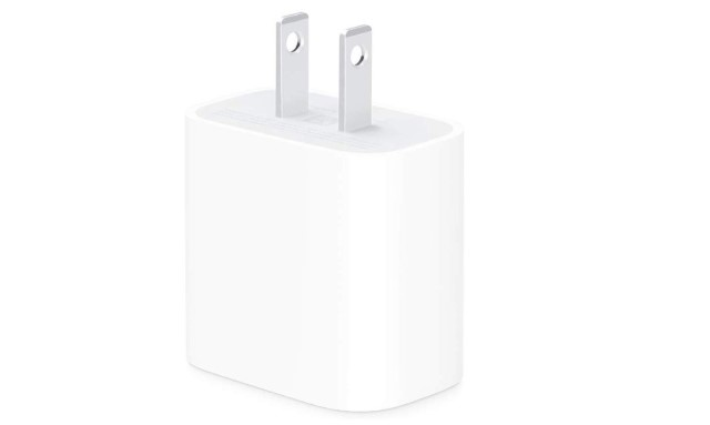 1. Apple USB-C 18W Power Adapter