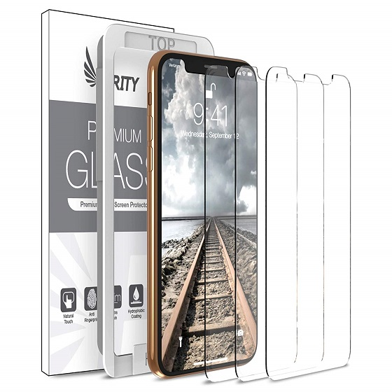 1. Purity Screen Protector best iPhone 11 Pro screen protectors
