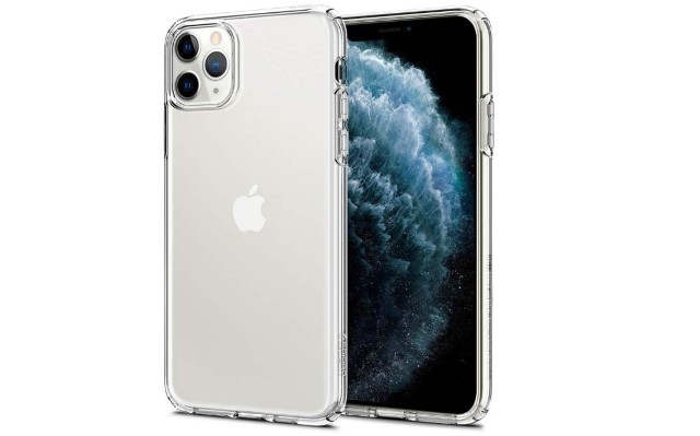 1. Spigen Clear Case for Apple iPhone 11 Pro Max