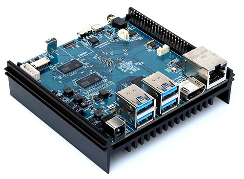 1. odroid-N2 Best Raspberry Pi 4 Alternatives