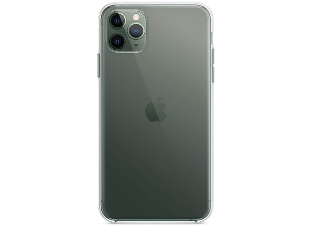 2. Apple iPhone 11 Pro Max Clear Case