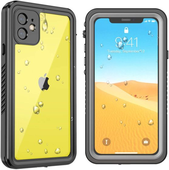 2. Kumeda Best Waterproof Cases for iPhone 11