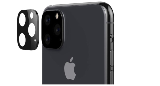 3. Feitenn Camera Lens Cover for iPhone 11 Pro and 11 Pro Max
