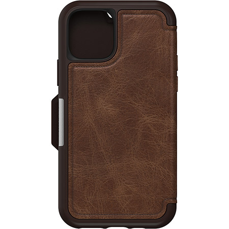 Custodia in Pelle iPhone 11 Mujjo Wallet
