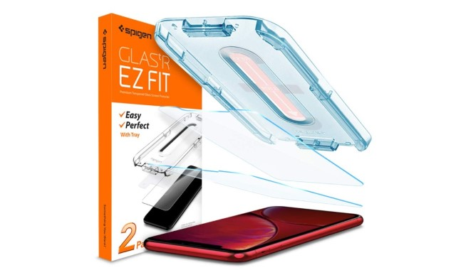 4. Spigen Glas.tR Tempered Glass Screen Protector