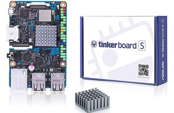 5. ASUS Tinker Board S Best Raspberry Pi 4 Alternatives
