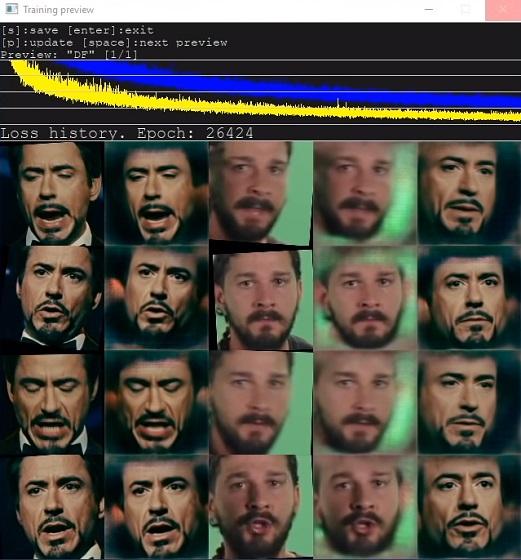 5. DeepFaceLab