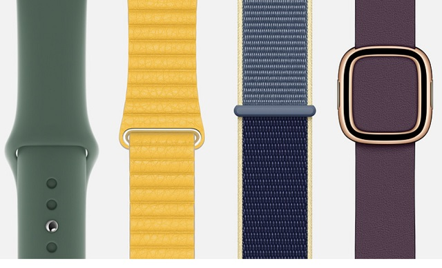 5. Official Apple Watch Series 5 Bands