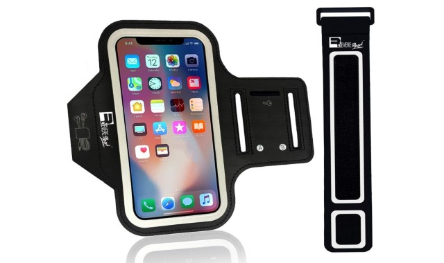 5. Revere Sport iPhone 11 Pro Running Armband
