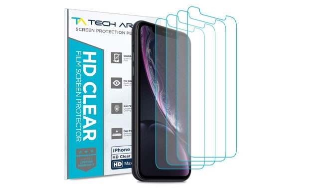 5. Tech Armor Clear Plastic Film