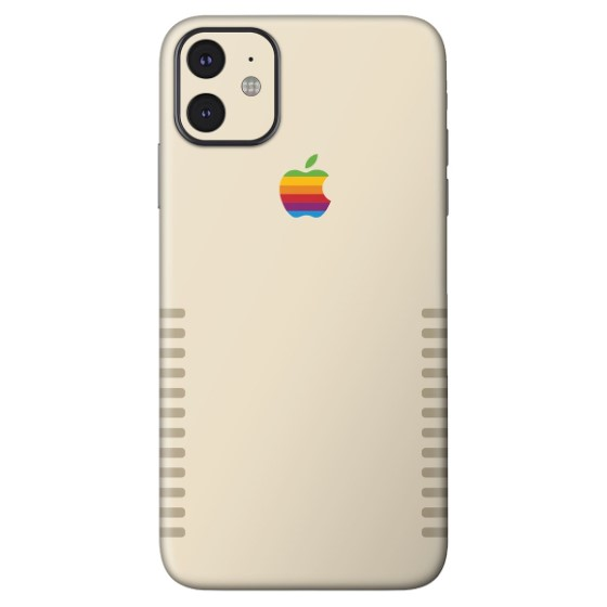 6. Apple Retro