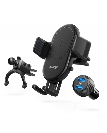 7. Anker Wireless Car Charger