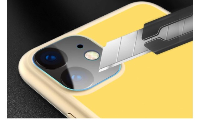 7. TiMOVO iPhone 11 Camera Lens Cover