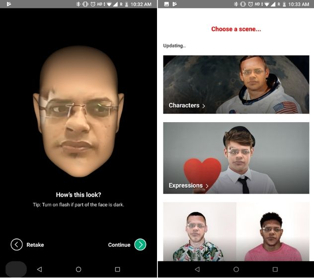 8. Face Swap by Microsoft