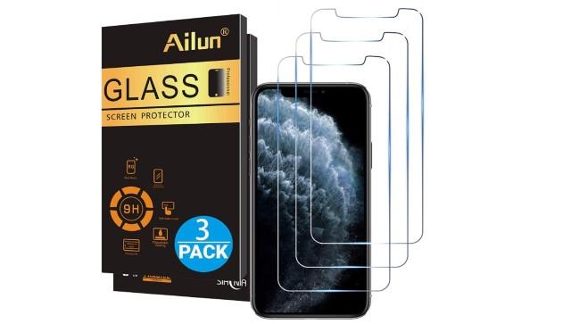 AILUN - Best iPhone 11 Pro Max Screen Protectors