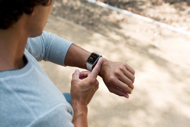 Apple Watch ECG app website