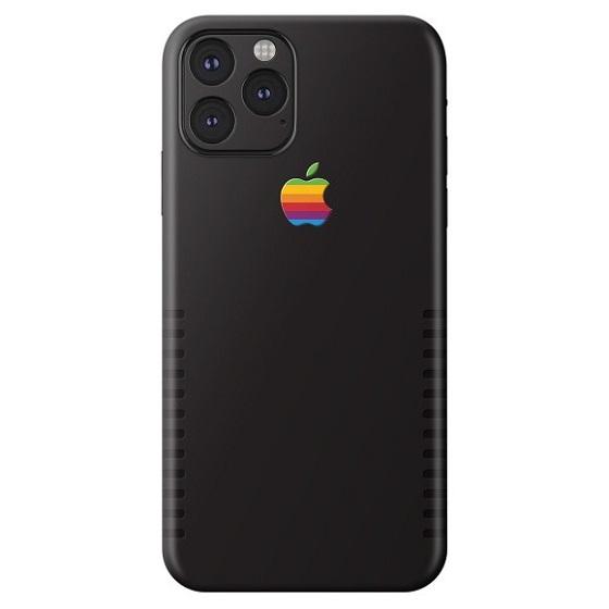 Apple retro skin for iPhone 11 pro