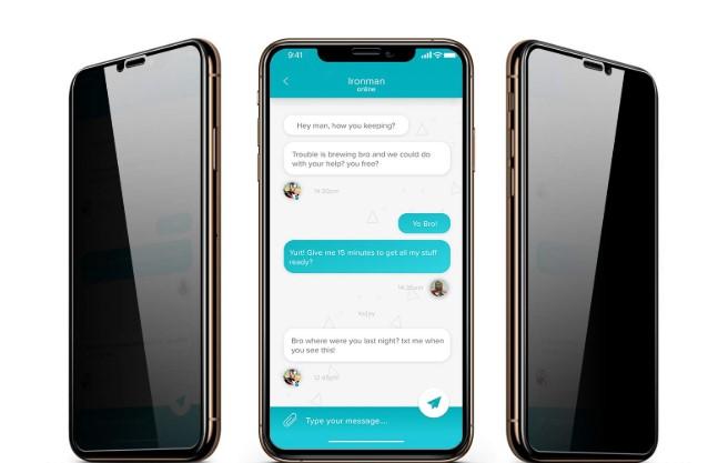 Elecshion's screen guard for iPhone 11 Pro Max