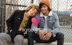 Facebook Dating website