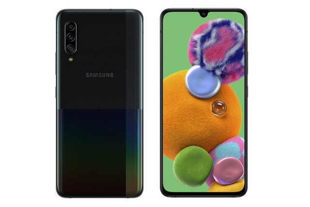 Galaxy A90 5G With Snapdragon 855, 4,500mAh Battery Launched in South Korea