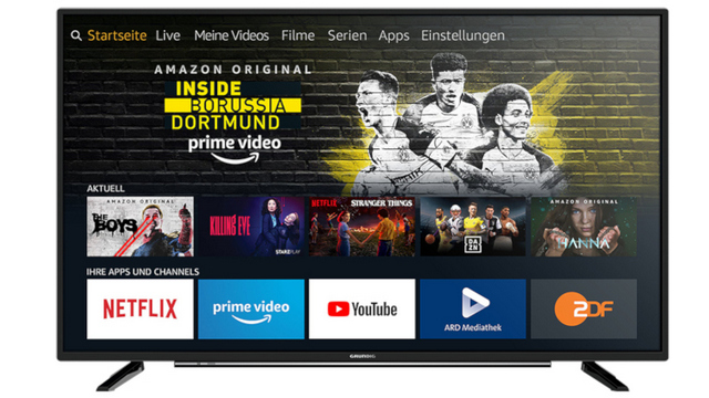 Amazon Fire TV Cube, 'Fire TV Edition' Soundbar, TVs Launched at IFA 2019
